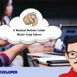 6 Manfaat Website Untuk Bisnis Yang Sukses