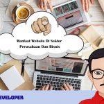 Manfaat Website Di Sektor Perusahaan Dan Bisnis