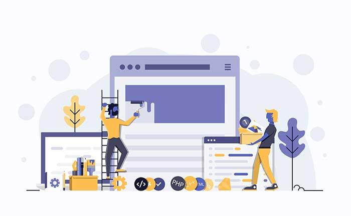 pilihan desain website-elegant