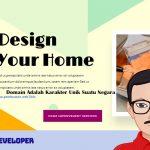 Desain Website Renovasi Rumah Telah Rilis