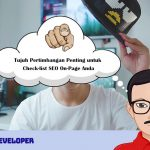 Penting untuk Check-list SEO On Page