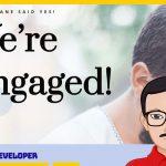 Desain Web Pertunangan Pernikahan
