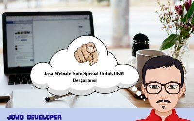 Jasa Website Solo Spesial Untuk UKM Bergaransi